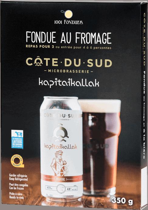 La Kapitaikallak - Côte-du-Sud microbrewery