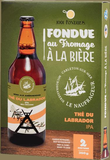 Thé du Labrador fondue - Le Naufrageur microbrewery