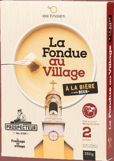 La Village Prospecteur - Fromage au Village • Le Prospecteur microbrewery